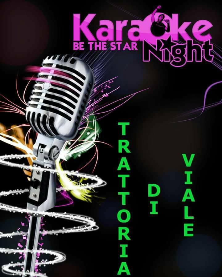 Trattoria di Viale - Karaoke - 05 Ianuarie