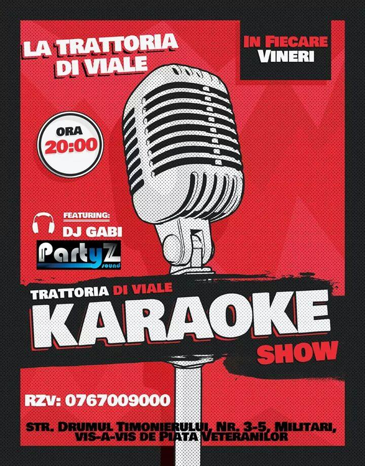 Trattoria di Viale - Karaoke